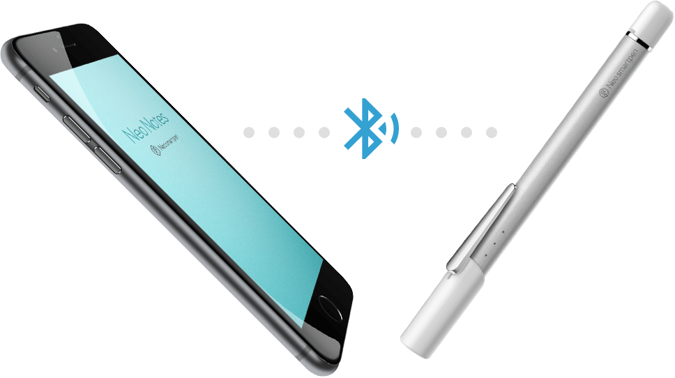 Neo Notes en Neo Smartpen N2 bluetooth