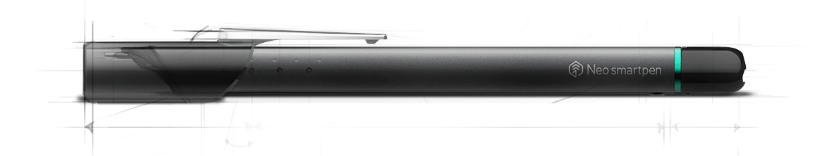 Neo Smartpen N2 ontwerp